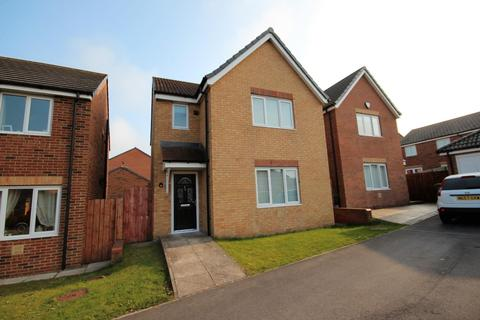 3 bedroom detached house for sale - Evergreen Close, Bishop Cuthbert, Hartlepool