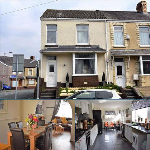 4 bedroom end of terrace house for sale - Middle Road, Swansea, SA5