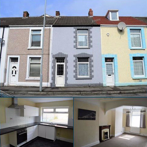 2 bedroom terraced house for sale - Oxford Street, Swansea, SA1