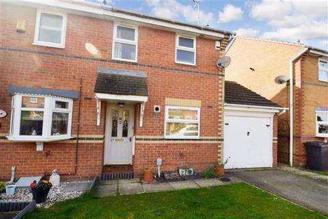 2 bedroom end of terrace house for sale - Beamsley Way, Kingswood, Hull, East Yorkshire, HU7