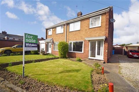3 bedroom semi-detached house for sale - Elston Close, Welwyn Park Avenue, Hull, HU6