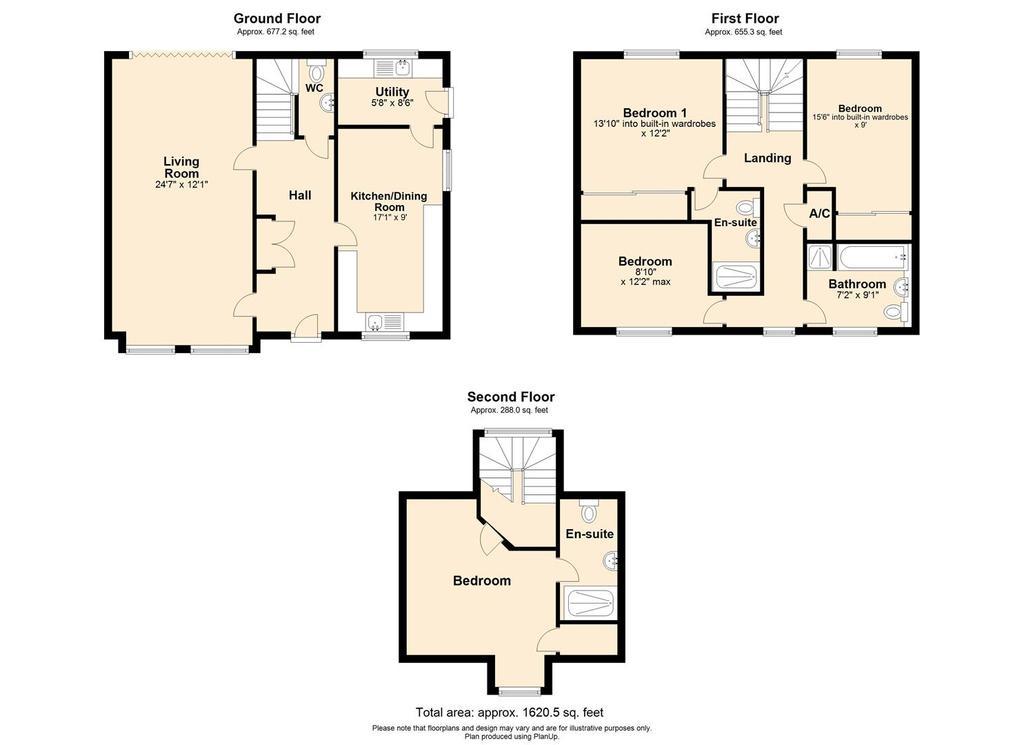 Floorplan: Bankside