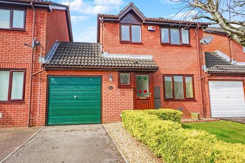 3 bedroom link detached house for sale - Fen Violet Close, Lakeside Retreat , St Mellons, Cardiff, CF3