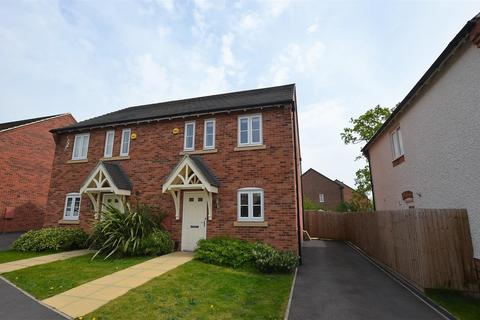 3 bedroom semi-detached house for sale - Parsons Green, Langley Country Park, Derby