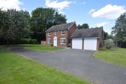 4 bedroom detached house for sale - 1, Hermitage Close, Westbury, SY5