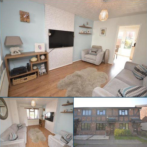 2 bedroom terraced house for sale - Hamar Way, Marston Green