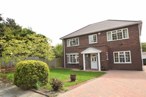 4 bedroom detached house for sale - Barnston Towers Close, Heswall, Wirral