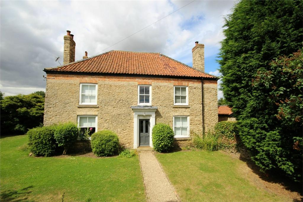 5 Bedrooms Detached House for sale in Main Street, Hotham, York