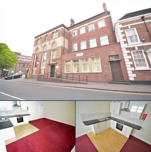 2 bedroom apartment to rent - 25 Bank Apartments, Wolverhampton Street Dudley DY1 1DB
