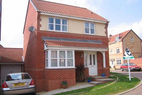 3 bedroom link detached house to rent - Woodlands Court, Oadby