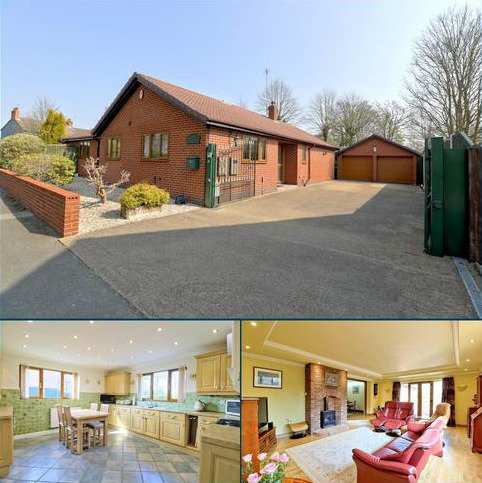 3 bedroom detached bungalow for sale - Charles Street, Church Gresley