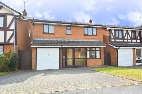4 bedroom detached house for sale - Statham Drive, Birmingham, B16
