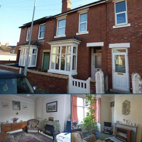 2 bedroom terraced house for sale - Meyrick Road, Stafford