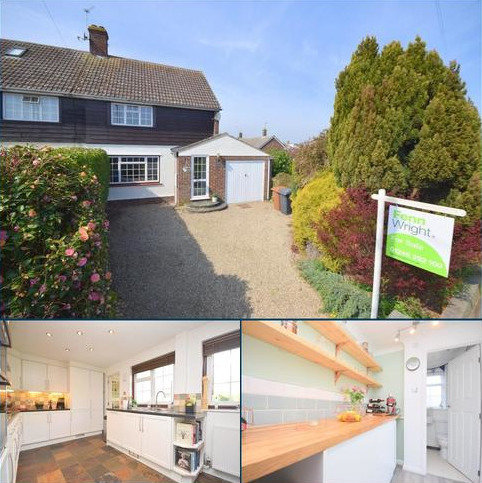 3 bedroom semi-detached house for sale - Spring Close, Little Baddow, CM3 4TL