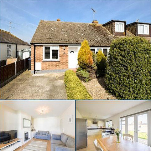 3 bedroom semi-detached bungalow for sale - Blean View Road, Herne Bay