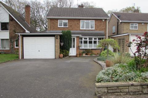 3 bedroom detached house for sale - Woodlea Drive, Solihull