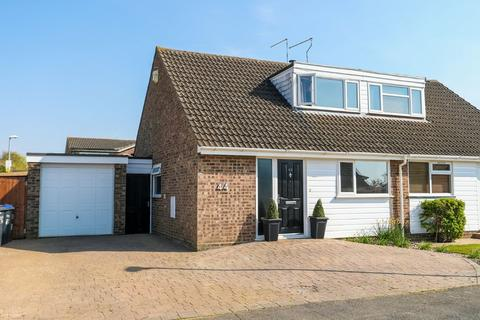 3 bedroom semi-detached bungalow for sale - Obelisk Rise, Kingsthorpe