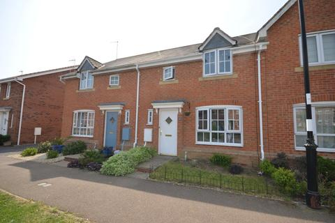 3 bedroom terraced house for sale - Thistle Drive, Desborough