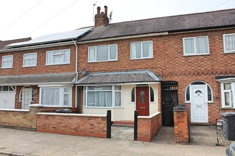 3 bedroom terraced house to rent - Vernon Road, Aylestone, Leicester