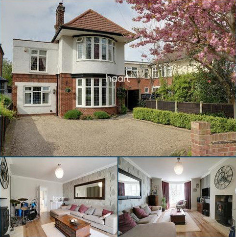4 bedroom detached house for sale - Fronks Road, Harwich