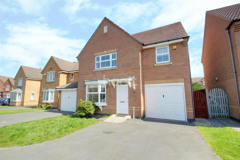4 bedroom detached house for sale - Broombriggs Road, Bradgate Heights, Leicester