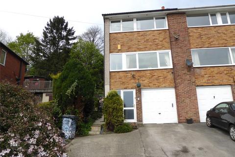 3 bedroom semi-detached house for sale - Atalanta Terrace, Pye Nest, Halifax, HX2