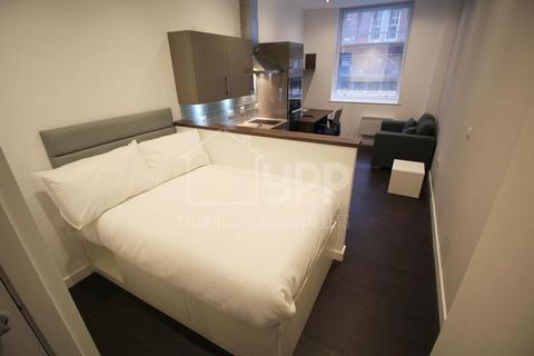 Studio to rent - Park Square Residence, 21 Park Square South, Leeds, LS1