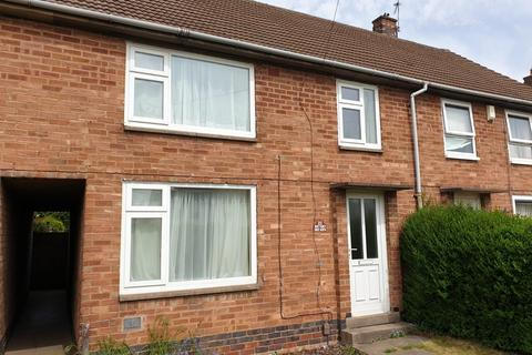 3 bedroom terraced house to rent - Whitteney Drive North, Eyres Monsell, LE2