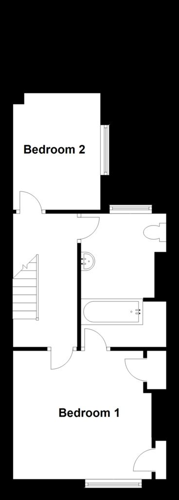 Floorplan 1 of 2: Split Level First Floor
