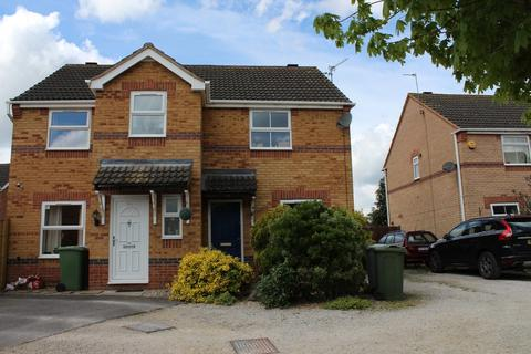 2 bedroom semi-detached house to rent - Jericho Road, Balderton