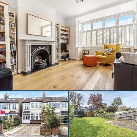5 bedroom semi-detached house for sale - Manor Park, Hither Green
