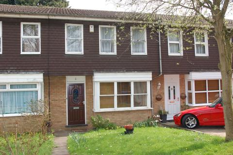 2 bedroom terraced house for sale - Russell Square, Moulton, Northampton NN3 7AN