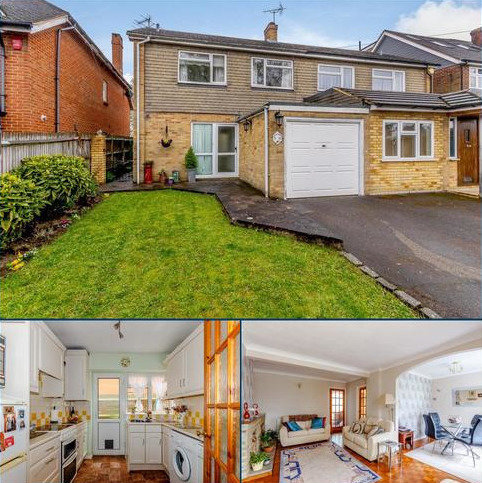 3 bedroom semi-detached house for sale - Ripley