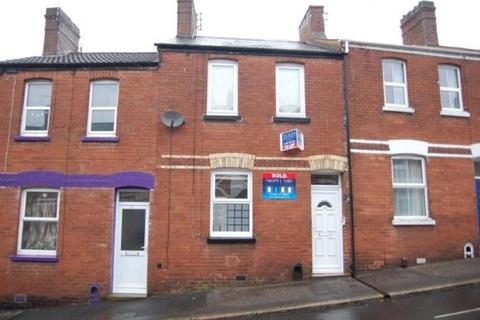 2 bedroom terraced house to rent - Radford Road, Exeter