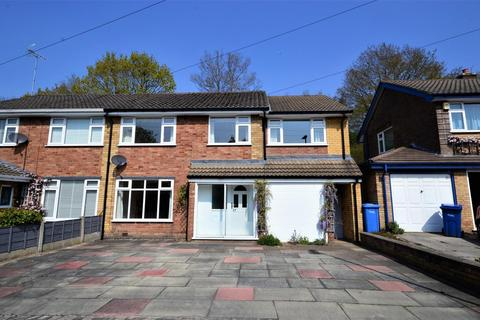 4 bedroom semi-detached house for sale - Knightsbridge Avenue, Grappenhall, Warrington