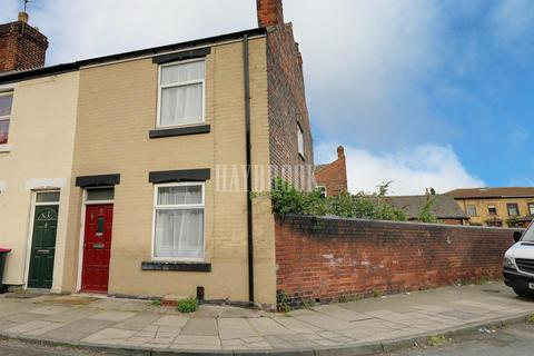 2 bedroom end of terrace house for sale - St Johns Avenue, Masbrough