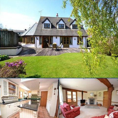 3 bedroom detached house for sale - Lamorrick, Lanivet