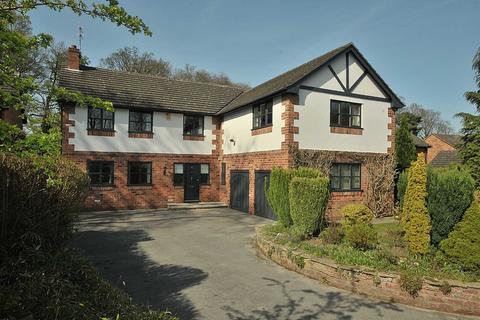 5 bedroom detached house to rent - Hallside Park, Knutsford