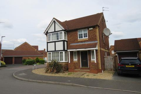 3 bedroom detached house for sale - Magnolia Close, Abington Vale, Northampton, NN3