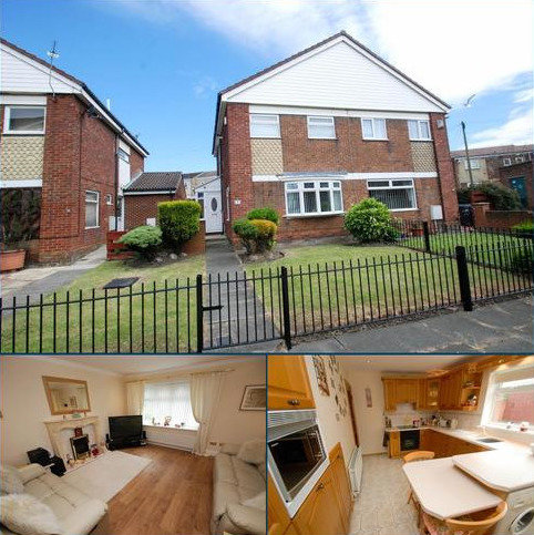 2 bedroom semi-detached house for sale - Coverdale Walk, South Shields