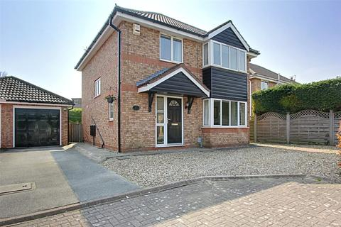 4 bedroom detached house for sale - The Nurseries, Woodhall Way, Beverley, East Yorkshire, HU17