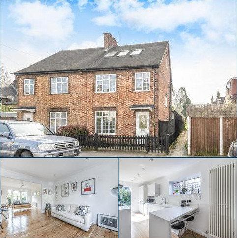 4 bedroom semi-detached house for sale - Edward Road, Chislehurst