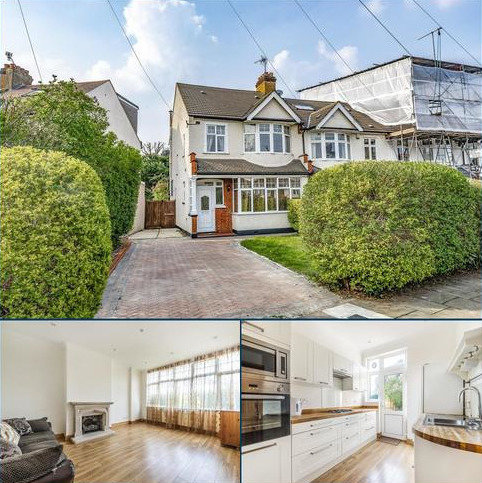 3 bedroom end of terrace house for sale - Murray Avenue, Bromley