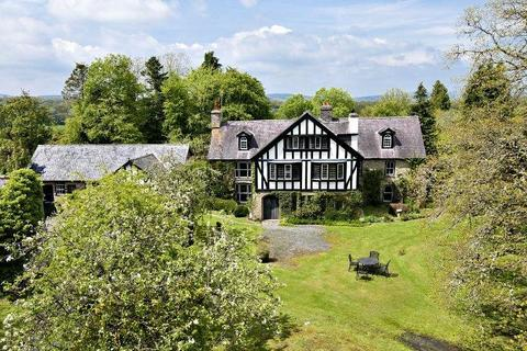 9 bedroom detached house for sale - Howey, Llandrindod Wells, Powys