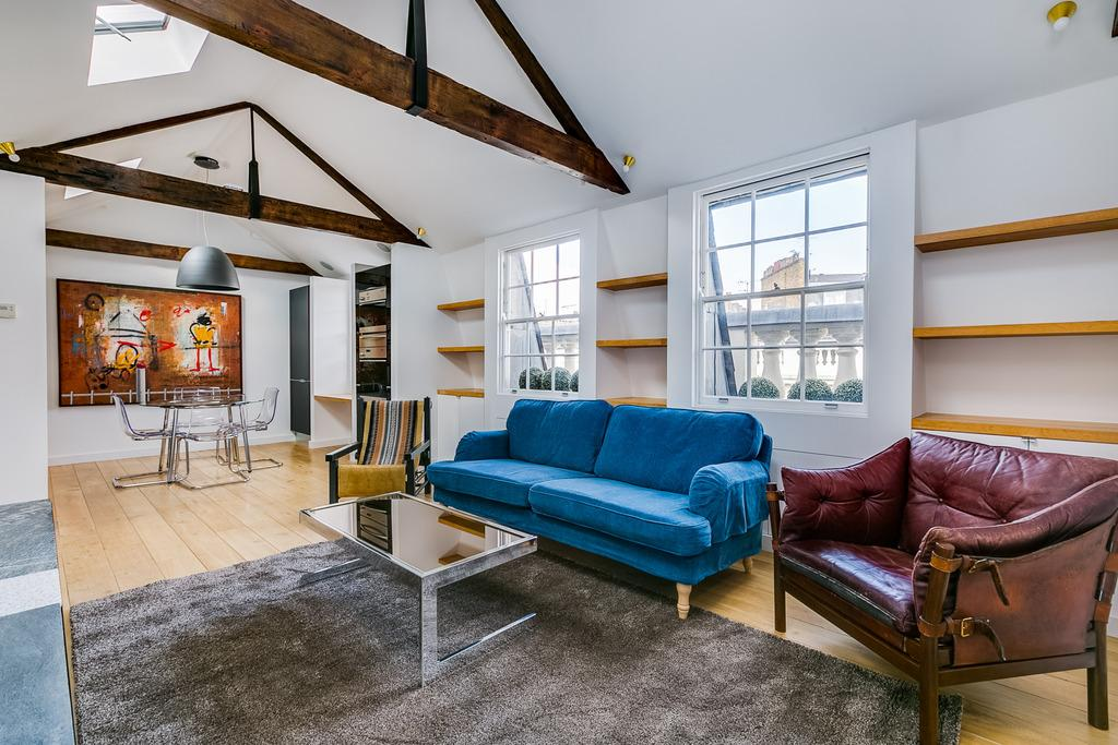 1 Bedroom Flat for sale in Chesham Street, Belgravia