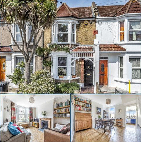 2 bedroom terraced house for sale - Hawstead Road, Catford