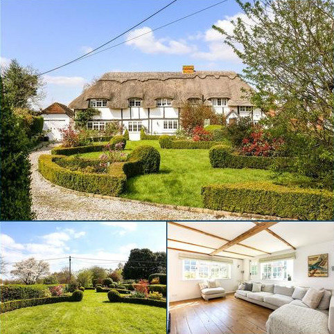 4 bedroom semi-detached house for sale - Sherfield Green, Sherfield-on-Loddon, Hook, Hampshire, RG27