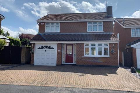 4 bedroom detached house to rent - Lilac Way, Melton Mowbray