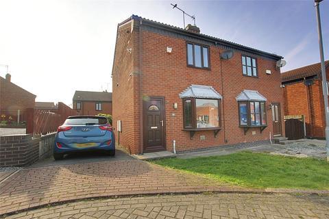 2 bedroom semi-detached house for sale - Beech Close, Burstwick, Hull, East Yorkshire, HU12