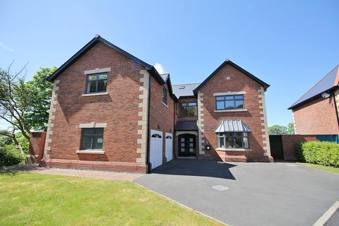 5 bedroom detached house for sale - 1 The Ferns, Park lane , Preesall, Poulton Le Fylde FY6 0NW